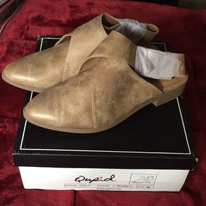 Qupid booties
